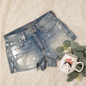 American Eagle Outfitters Vintage Hi Rise Shorts